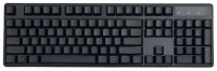 Leopold FC500R Cherry MX Blue Black USB+PS/2