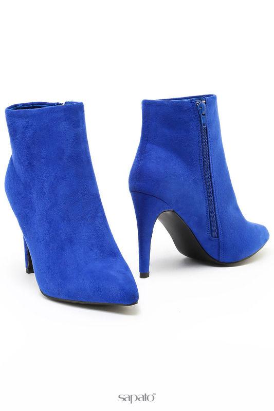 Ботильоны Mohito Ботинки синие