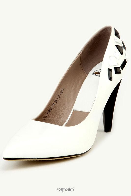 Туфли AVENIR PREMIUM Туфли белые