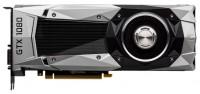 PNY GeForce GTX 1080 1607Mhz PCI-E 3.0 8192Mb 10000Mhz 256 bit DVI HDMI HDCP