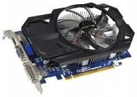 GIGABYTE Radeon R7 250 970Mhz PCI-E 3.0 2048Mb 1600Mhz 128 bit DVI HDMI HDCP