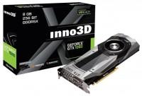 Inno3D GeForce GTX 1080 1607Mhz PCI-E 3.0 8192Mb 10000Mhz 256 bit DVI HDMI HDCP