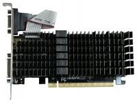 GIGABYTE GeForce GT 710 954Mhz PCI-E 2.0 2048Mb 1600Mhz 64 bit DVI HDMI HDCP Silent