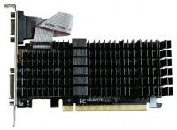 GIGABYTE GeForce GT 710 954Mhz PCI-E 2.0 1024Mb 1600Mhz 64 bit DVI HDMI HDCP Silent