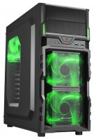 Sharkoon VG5-W Black/green