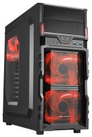 Sharkoon VG5-W Black/red