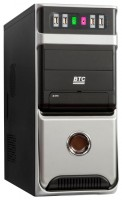 BTC ATX-H542 400W Black/silver