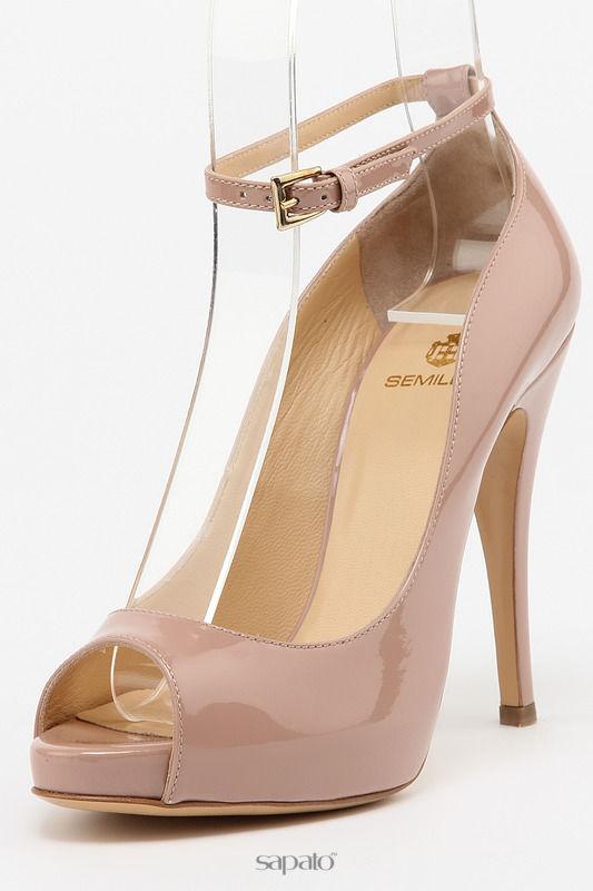 Туфли Semilla Туфли розовые