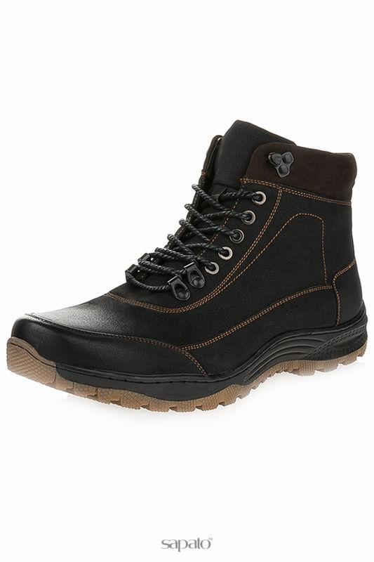 Ботинки Instreet Ботинки чёрные