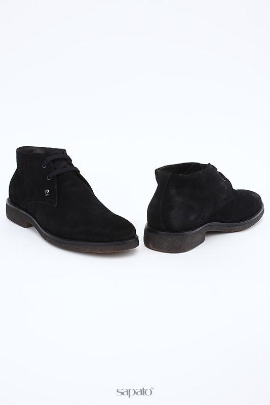 Ботинки Pierre Cardin Ботинки чёрные