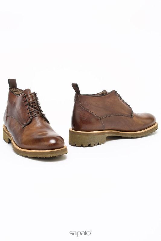 Ботинки Andrea Zori Ботинки коричневые
