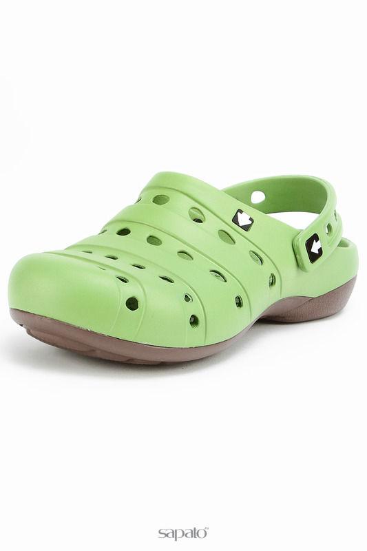 Туфли GOW Туфли прогулочные зеленые
