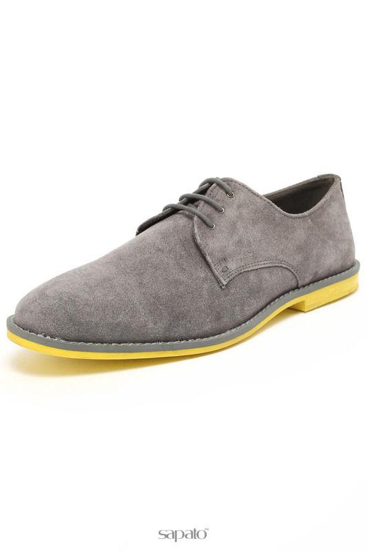 Ботинки Alfred Muller Ботинки серые