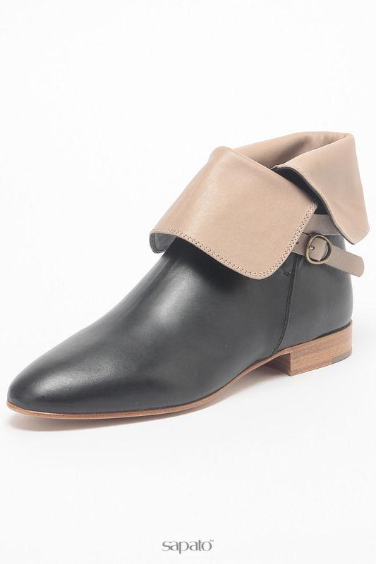 Ботинки CHLOE Ботинки чёрные