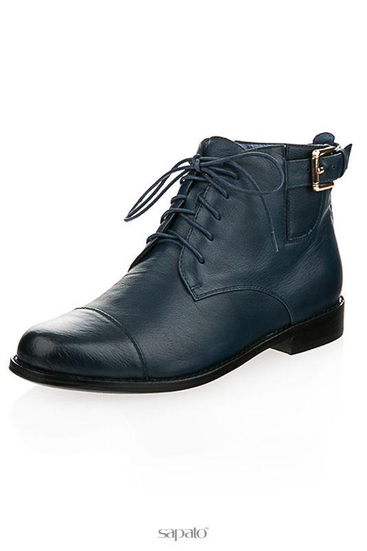 Ботинки Zenden woman Ботинки синие