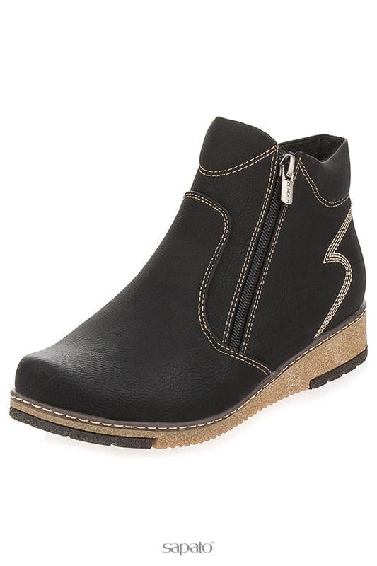 Ботинки Zenden Ботинки чёрные