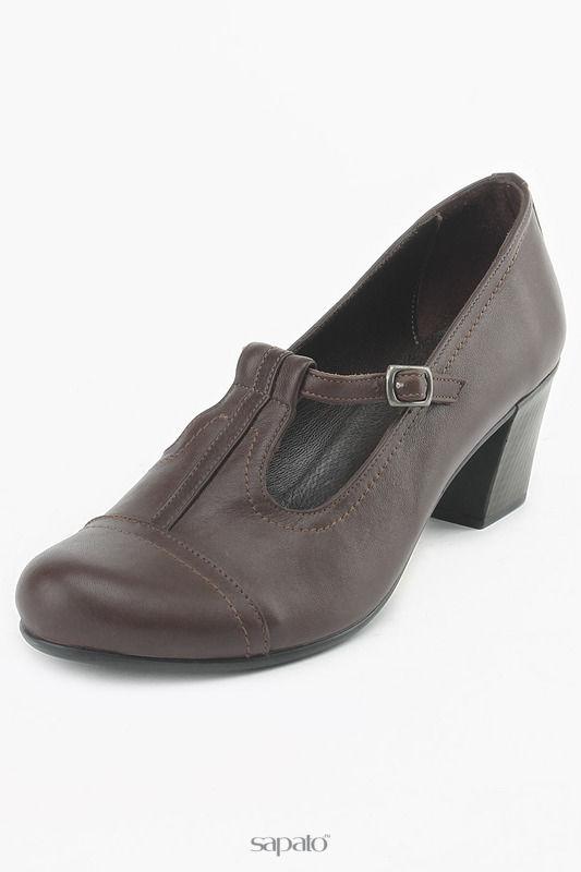Туфли DAKKEM Туфли коричневые