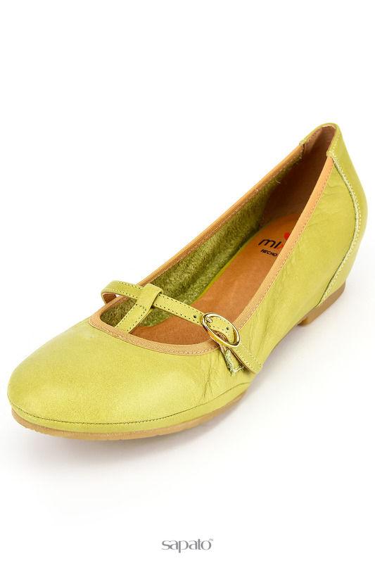 Туфли MIKAELA Туфли зеленые