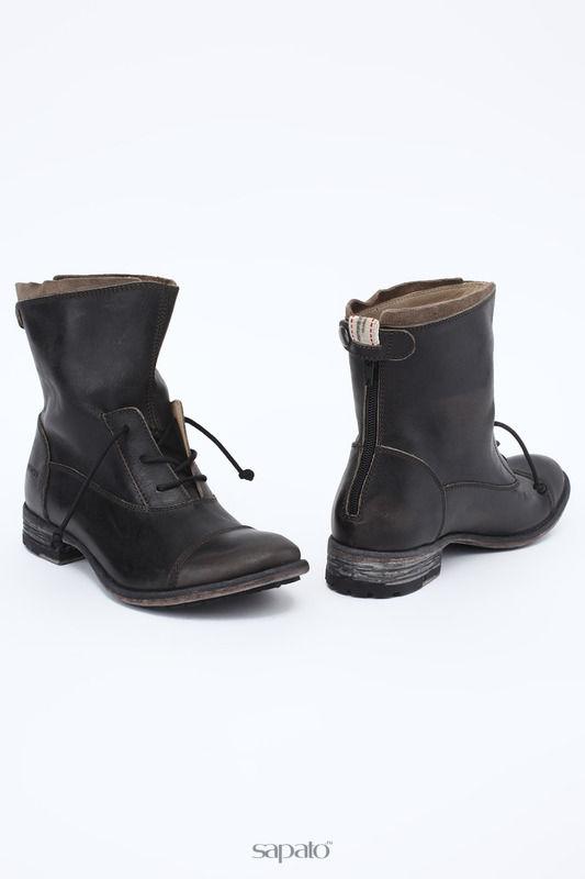 "Ботинки Smith""s American Ботинки чёрные"