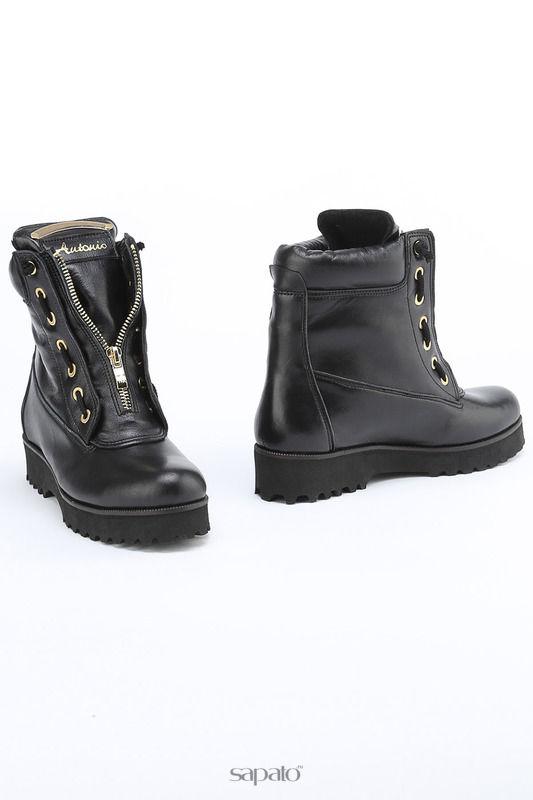 Ботинки Antonio Ботинки чёрные