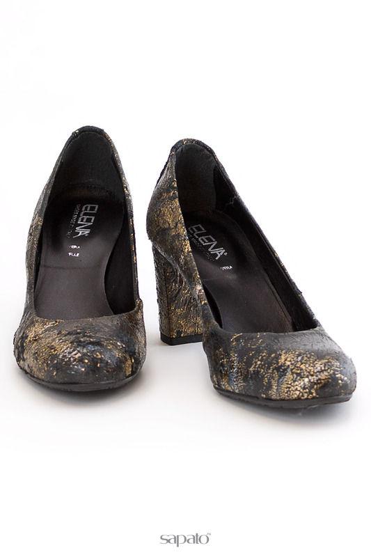 Туфли ELENA Туфли чёрные
