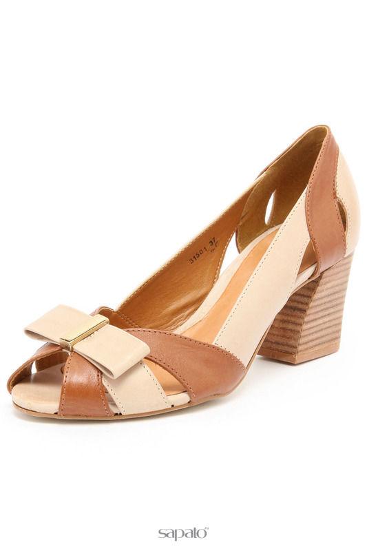 Туфли Indiana Туфли открытые коричневые
