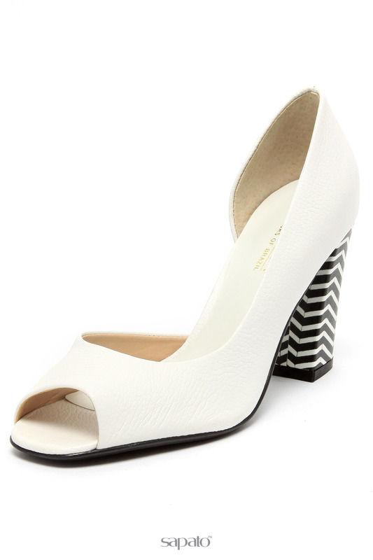 Туфли Indiana Туфли открытые белые