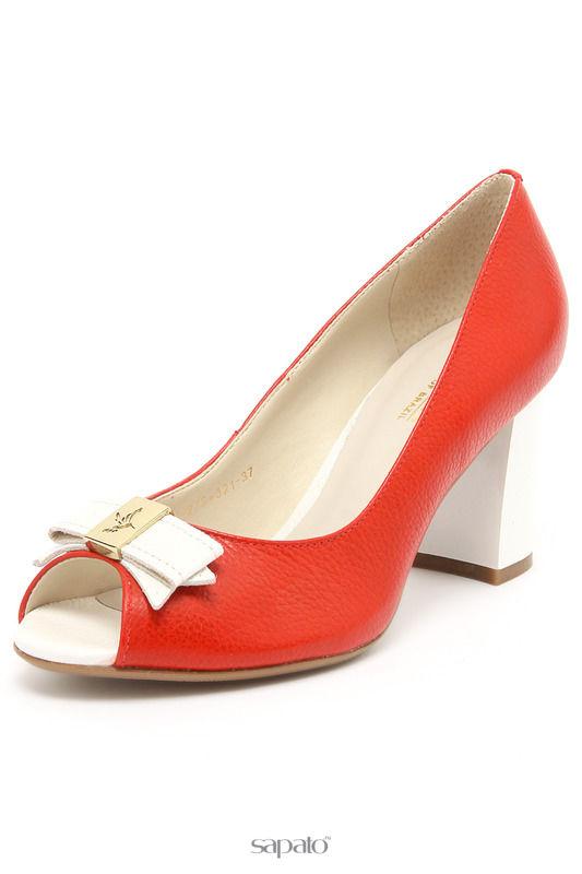 Туфли Indiana Туфли открытые красные
