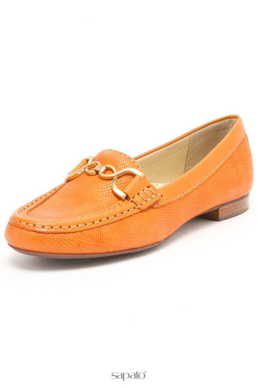 Мокасины Indiana Мокасины оранжевые