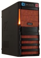 CROWN CMC-SM162 600W Black/orange
