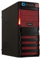 CROWN CMC-SM162 600W Black/red