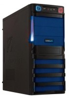 CROWN CMC-SM162 600W Black/blue