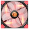 Thermaltake Luna 12 Slim LED Red