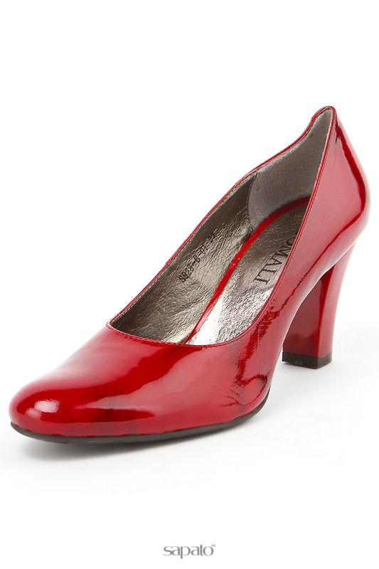 Туфли Giomali Туфли красные