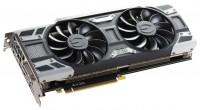 EVGA GeForce GTX 1080 1708Mhz PCI-E 3.0 8192Mb 10000Mhz 256 bit DVI HDMI HDCP