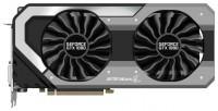 Palit GeForce GTX 1080 1607Mhz PCI-E 3.0 8192Mb 10000Mhz 256 bit DVI HDMI HDCP JetStream