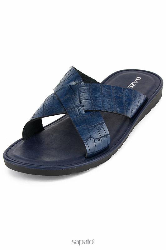 Туфли Daze Туфли открытые синие
