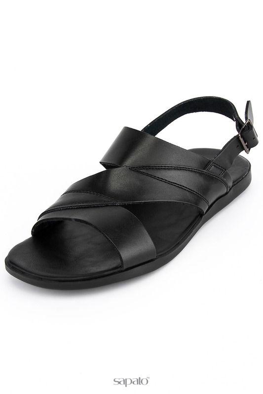Туфли Daze Туфли открытые чёрные