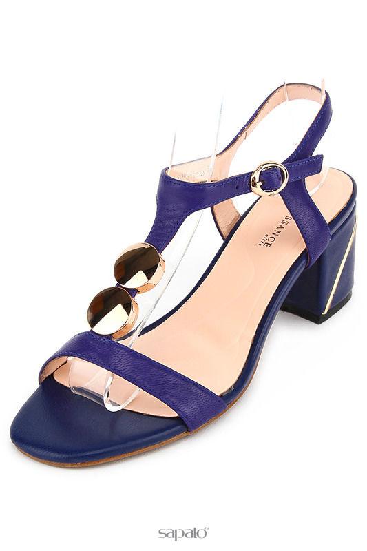 Туфли Renaissance elite Туфли открытые синие