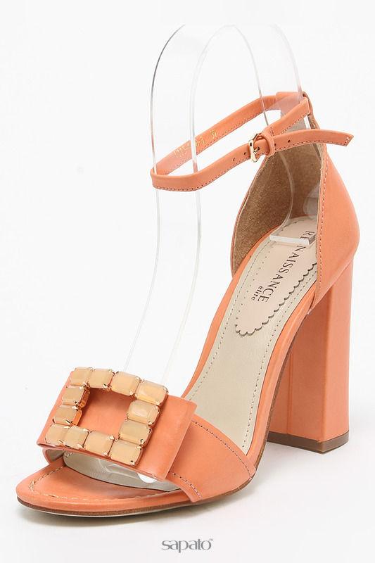 Туфли Renaissance elite Туфли открытые оранжевые