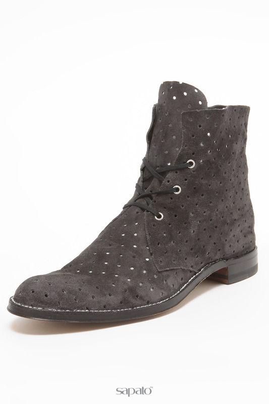 Ботинки Rocco P. Ботинки серые