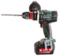Metabo BS 18 LTX Quick 4.0Ah x2 MetaLoc