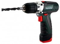 Metabo PowerMaxx BS Pro 1.5Ah x2 Case Set1