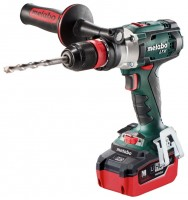 Metabo SB 18 LTX Quick 5.5Ah x2 Case