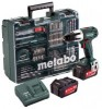Metabo SB 18 LT 4.0Ah x2 Case Set2