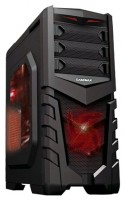 GameMax G530 Black/red