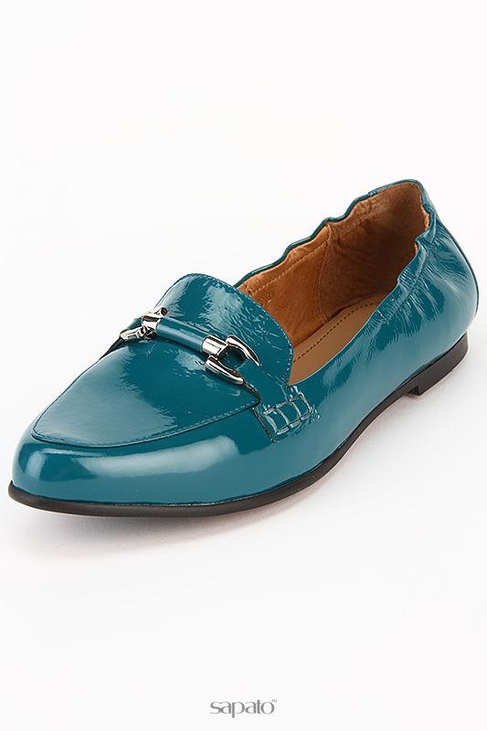 Туфли Provocante Туфли зеленые