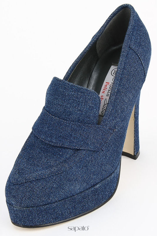 Туфли FELIX SHOES Туфли синие