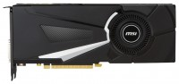 MSI GeForce GTX 1070 1506Mhz PCI-E 3.0 8192Mb 8008Mhz 256 bit DVI HDMI HDCP AERO