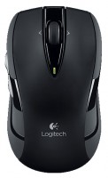 Logitech Wireless Mouse M545 Black USB